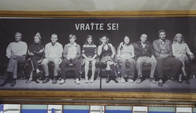 FOTO: Starý soubor Divadla Komedie