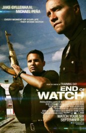 FOTO: End of Watch poster