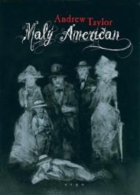 FOTO: Obálka knihy Malý Američan