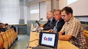 FOTO: VII. konference ČeSU