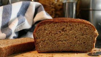 recept na domácí chléb s kmínem