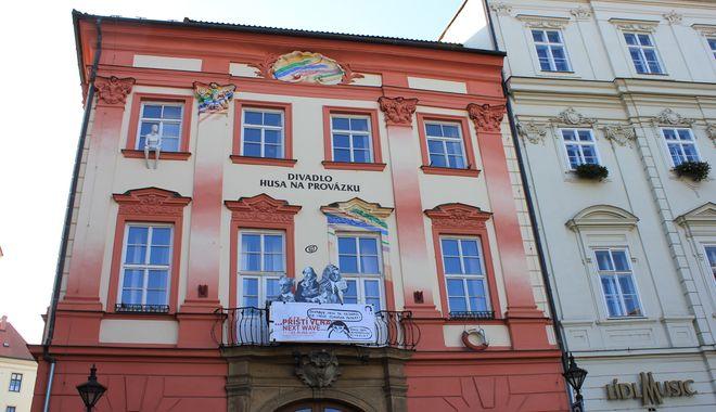 FOTO: Divadlo Husa na provázku v Brně