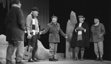FOTO: Dobytí severního pólu v režii Divadla Járy Cimrmana