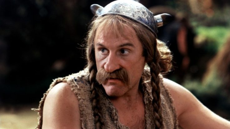FOTO: Gérard Depardieu ve filmu Asterix a Obelix