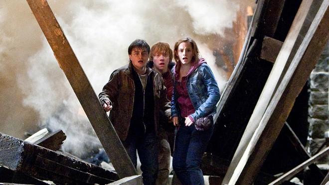 FOTO: Harry Potter a Relikvie smrti 2. část