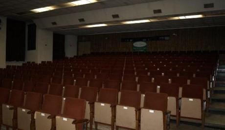 FOTO: Hlediště kinosálu v Tachově