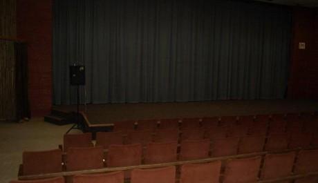FOTO: Jeviště tachovského kinosálu