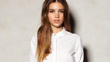 FOTO: Bílá košile