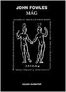 FOTO: přebal knihy Mág