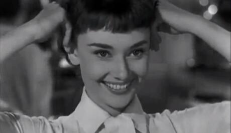 FOTO: Princezna Anna (Audrey Hepburn)