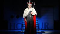 Foto: Martin Mejzlím v roli Rocharda III.