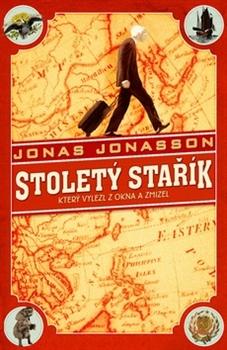 OBR: Jonas Jonasson: Stoletý stařík, který vylezl z okna a zmizel