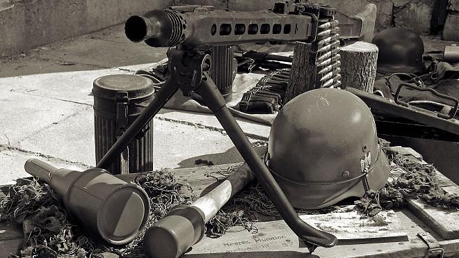 FOTO: Válka