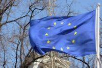 FOTO: Vlajka Evropské unie