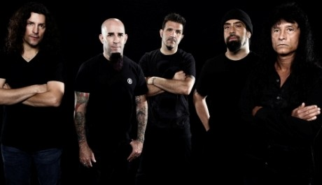 Skupina Anthrax. Zdroj: LMB promotion