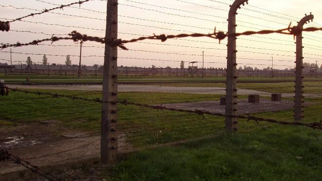 FOTO: Osvětim-Birkenau