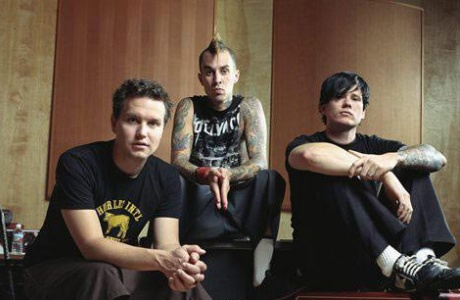 Blink 182 Zdroj: myspace.com