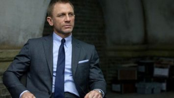 FOTO: Daniel Craig ve snímku Skyfall