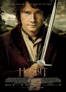 FOTO: Hobbit Poster