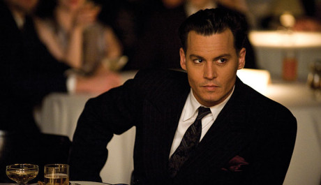 FOTO: Johnny Depp ve snímku Veřejní nepřátelé