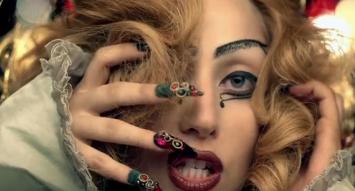 FOTO: Lady Gaga v klipu Judas
