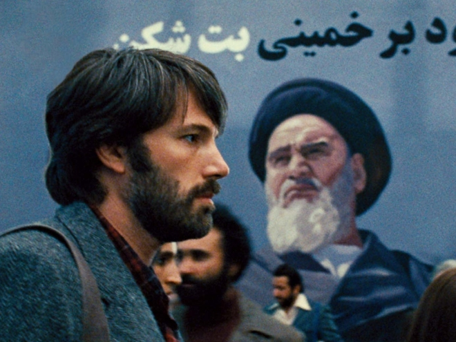 Promítat se bude i nejnovější držitel Oscara Argo. Zdroj: Warner Bros.