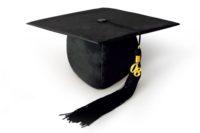 FOTO: Graduation cap