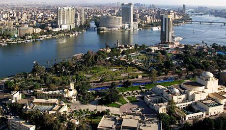 FOTO: Káhira