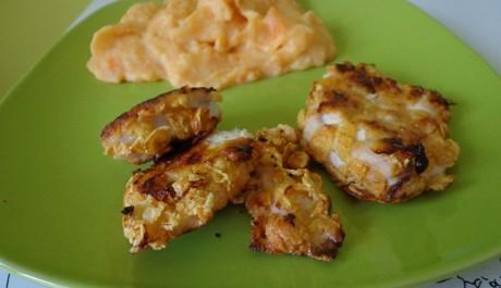 Recept na kuřecí prsa v lupíncích