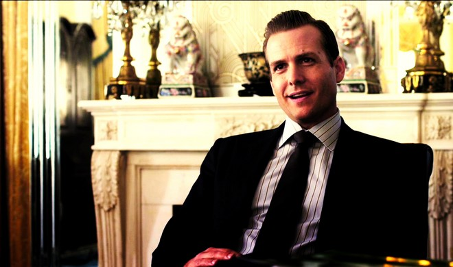 FOTO: suits, harvey specter