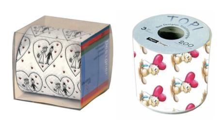 OBR: Toaletní papír pro zamilované