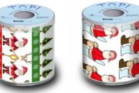 OBR: Vánoční toaletní papír