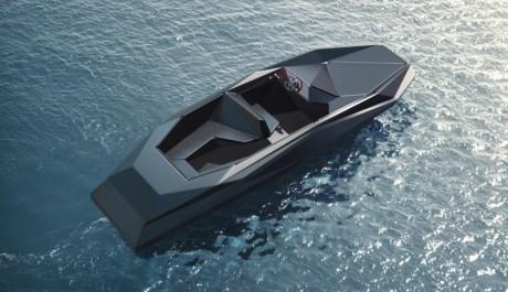 FOTO: Zaha Hadid: Z-Boat