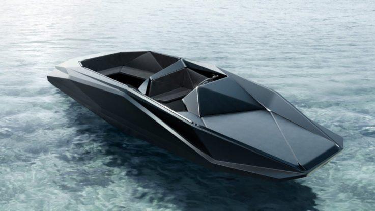 FOTO: Zaha Hadid: Z-Boat (2)