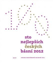 OBR: Simona Martínková-Racková: Sto nejlepších českých básní 2012