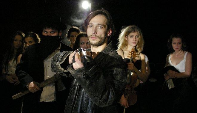 FOTO: Jan Zadražil, Balada pro banditu