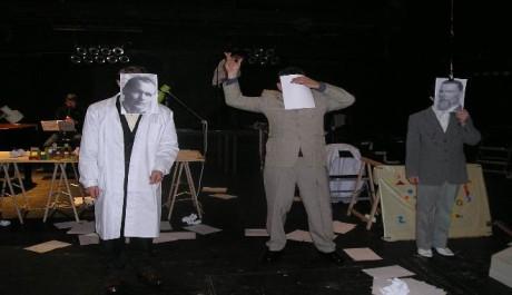 FOTO: Herci z Divadla Gocar