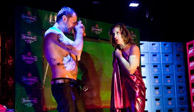 FOTO: Drama Igora Bauersimy Tattoo hraje Dialog v Plzni