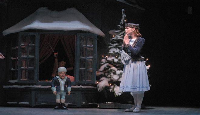 FOTO: Louskáček v Národním divadle