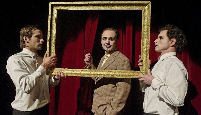 FOTO: Třicet devět stupňů v Západočeském divadle Cheb