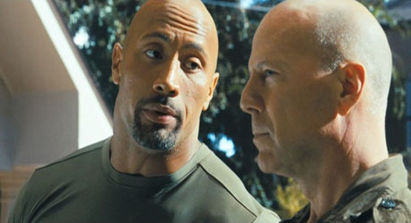 FOTO: G.I.Joe 2, Bruce Willis