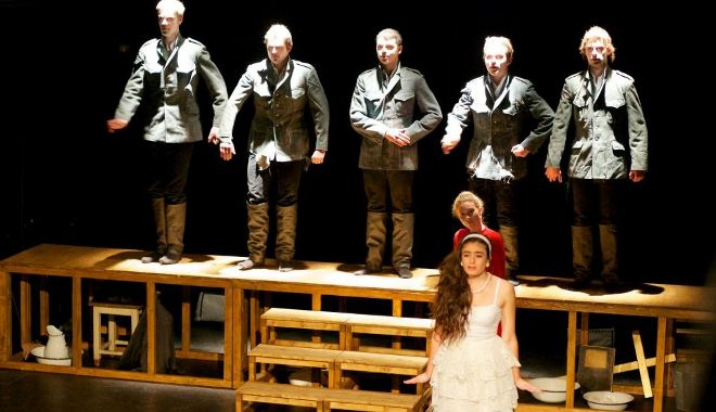 FOTO: Kytice, Divadelní soubor Korek