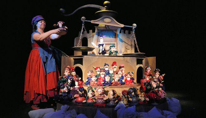 FOTO: Pohádka z kouzelného mlýnku v podání plzeňského Divadla Alfa
