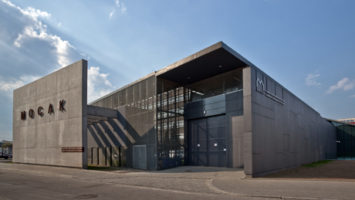 FOTO: MOCAK- Muzeum moderního umění v Krakově