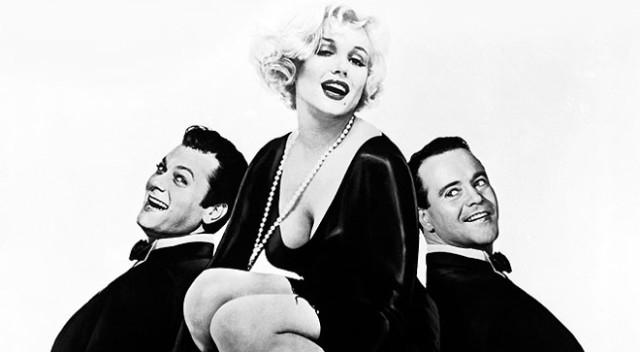 Blonďatá diva měla štábu ruce líbat - především kvůli ní se točilo v San Diegu, aby to v průběhu své osobní krize měla blízko. Zdroj: Bonton