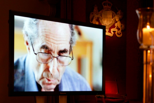 FOTO: Philip Roth