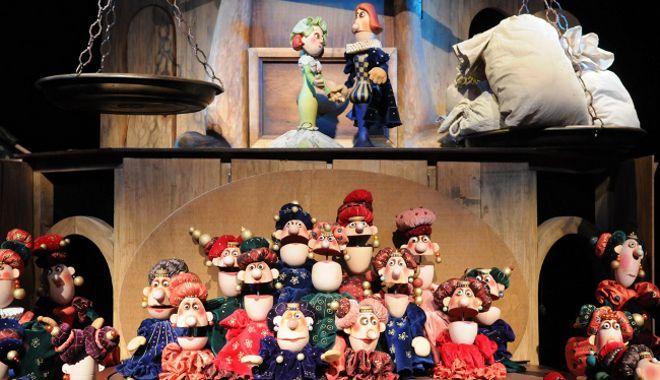 FOTO: Pohádku z kouzelného mlýnku uvedlo Divadlo Alfa na Festivalu Loutky v Celetné