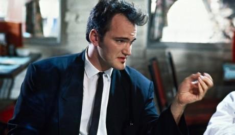 FOTO: Quentin Tarantino ve filmu Gauneří