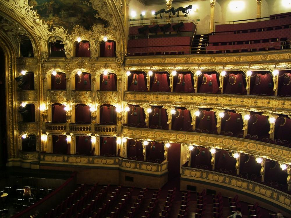 FOTO: Státní opera Praha