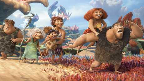 FOTO: TheCroods